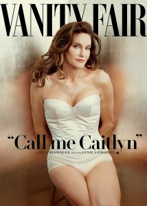 The cover in question. Copyright, Vanity Fair.